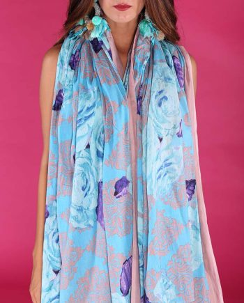 Foulard Antica Sartoria Positano 2019S410 negoziodebora.it