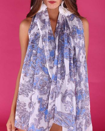 Foulard Antica Sartoria Positano 2019S465 negoziodebora.it