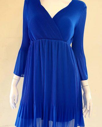 Abito Debora Couture 11991 Bluette negoziodebora.it