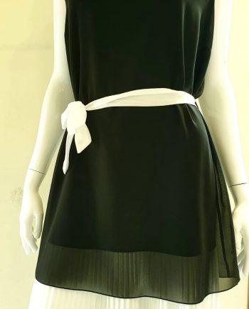 Abito Debora Couture 6062 Nero negoziodebora.it