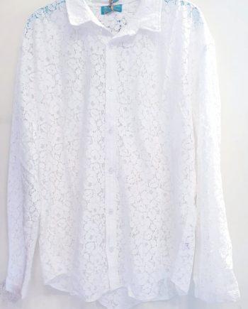 Camicia Antica Sartoria Positano 2019S508B negoziodebora.it