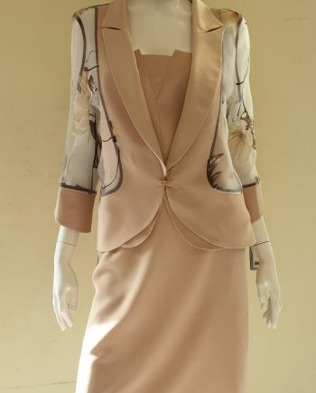 Completo Debora Couture 1191 Beige negoziodebora.it