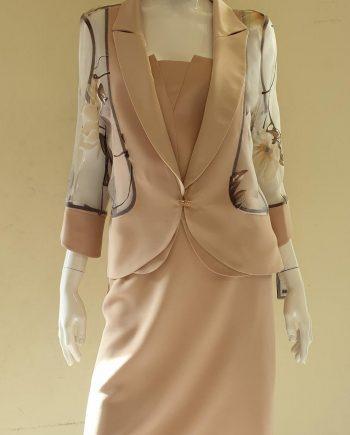 Completo Debora Couture 1191 Beige negoziodebora.it