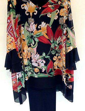Completo Debora Couture 1319202 Nero negoziodebora.it