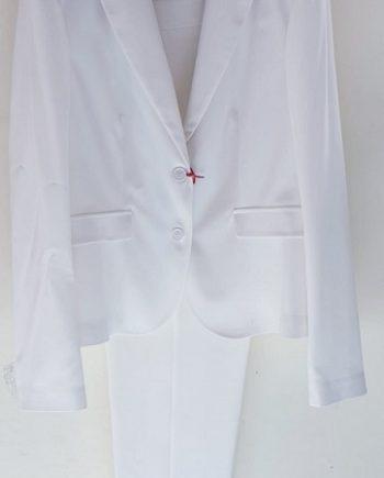 Completo Debora Couture MONICA Bianco negoziodebora.it