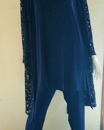 Completo Debora Couture 1319201 Blue negoziodebora.it