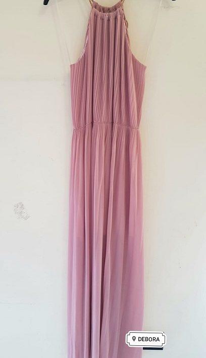 Abito Debora Couture 776 Rosa negoziodebora.it