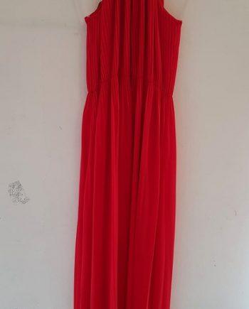 Abito Debora Couture 776 Rosso negoziodebora.it