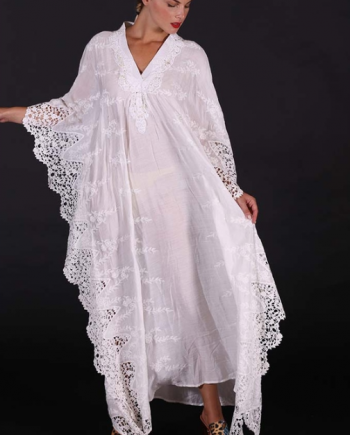 Poncho Antica Sartoria Positano 2019S163 negoziodebora.it