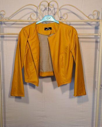 Giacca Debora couture 213 (GIALLA)
