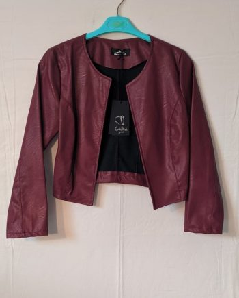 Giacca Debora couture 213 (ROSSA)
