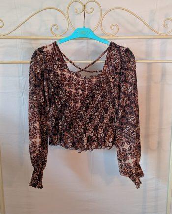 Top Debora Couture 6581 (NERO)