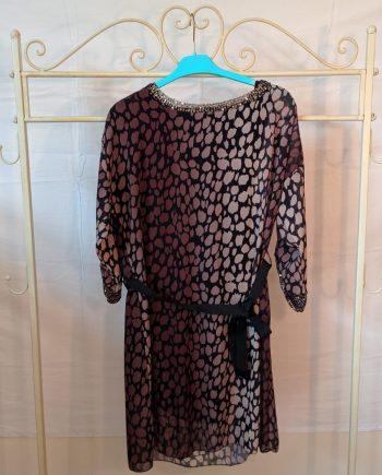 Abito Debora Couture 13669 (NERO)