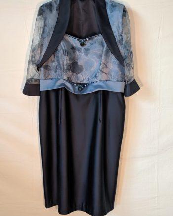 Abito Debora Couture AG 652 (AZZURRA)