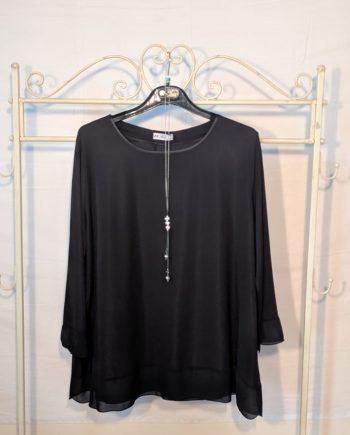 Casacca Debora Couture 13/19545(NERO)