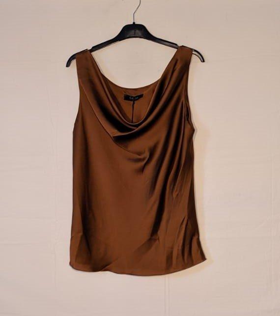 Casacca Debora Couture 58660 (MARRONE)