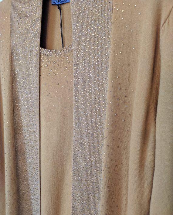 Maglione Debora Couture 1212 (GIALLO)