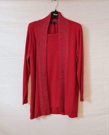 Maglione Debora Couture 1212 (ROSSA)