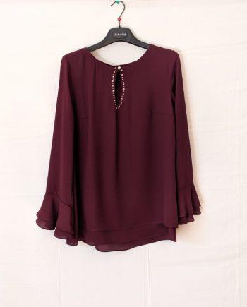 Casacca Debora Couture 66016 (BORDEAUX)