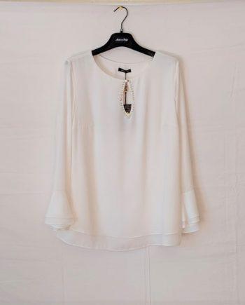 Casacca Debora Couture 66016 (BIANCO)