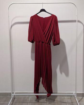 Abito Debora Couture 0612 (Rosso)