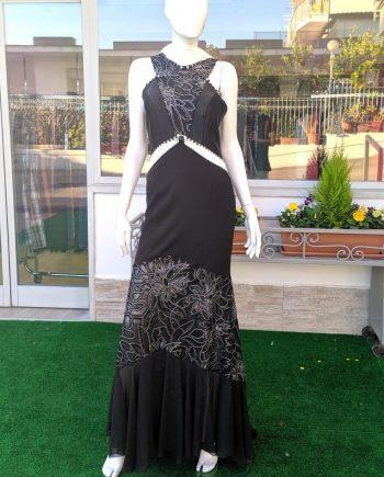 Abito Debora Couture 608 (Bianco)