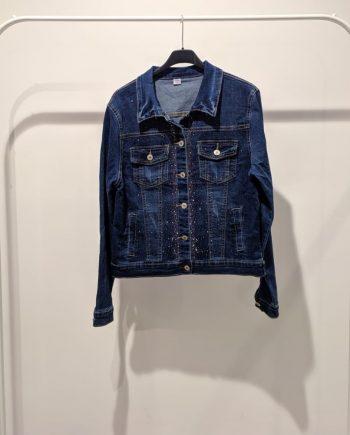Giubbino Jeans Debora Couture 922