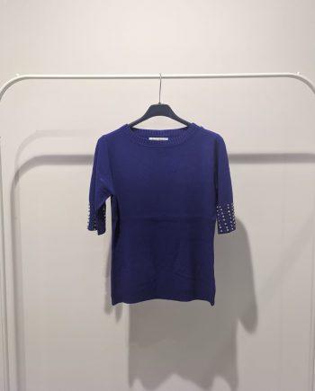 Maglione Debora Couture 90629 (Blu)