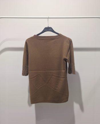 Maglione Debora Couture 90629 (Marrone)