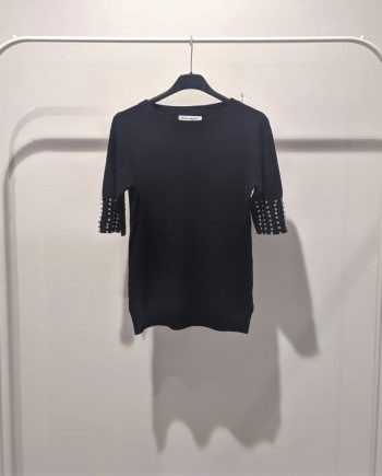 Maglione Debora Couture 90629 (Nero)