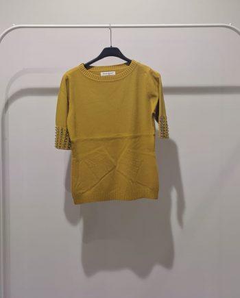 Maglione Debora Couture 90629 (Senape)