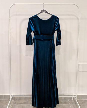 Abito Debora Couture 56080 (Ciano)