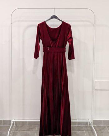 Abito Debora Couture 56080 (Rosso)