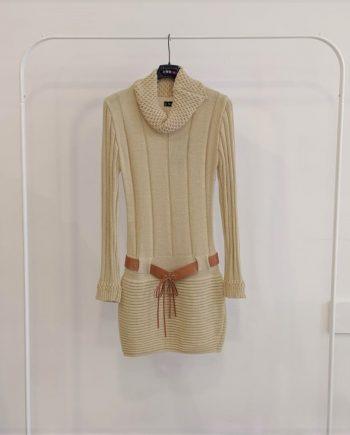 Abito Debora Couture 6085 (Beige)