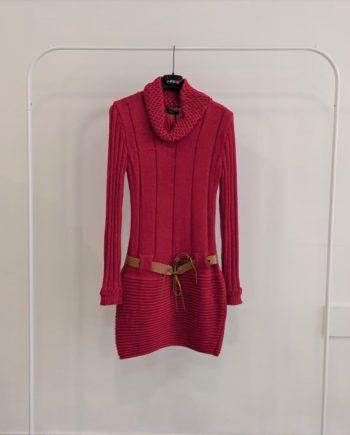 Abito Debora Couture 6085 (Bordeaux)