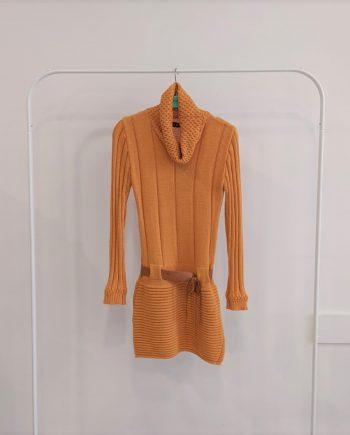 Abito Debora Couture 6085 (Senape)