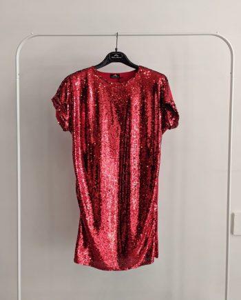 Abito Debora Couture 62609 (Rosso)