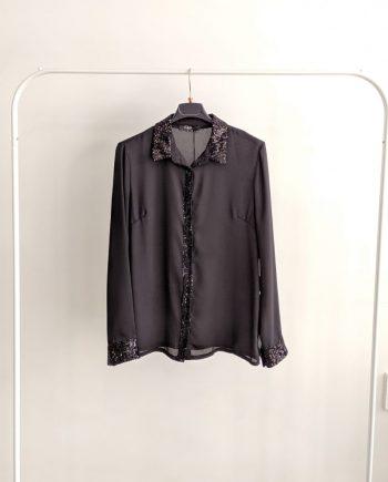 Camicia Debora Couture 0095 (Nero)