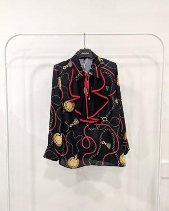 Camicia Debora Couture 66072 (Rosso e Nero)