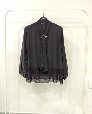 Camicia Debora Couture 6740 (Nero)