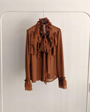 Camicia Debora Couture 8208 (Marrone)