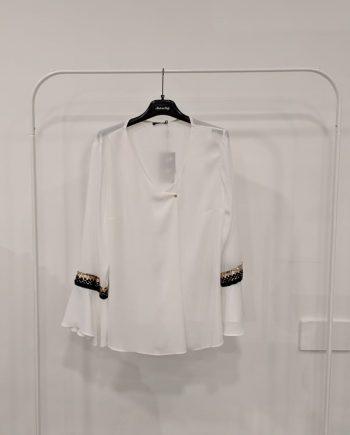 Camicia Over Debora Couture 66027 (Bianco)