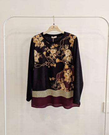 Casacca Debora Couture 3152 (Prugna)