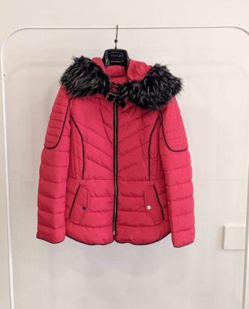 Giubbino Debora Couture 186 (Rosso)