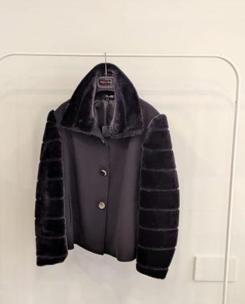 Giubbino Debora Couture 7740 (Nero)