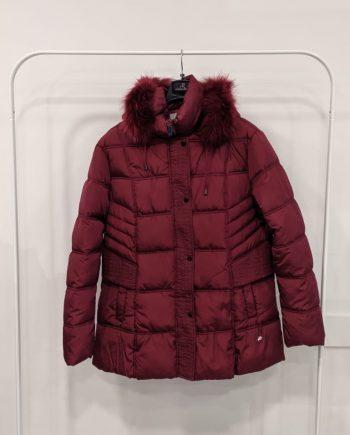 Giubbino Over Debora Couture MF12 (Rosso)