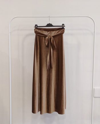 Gonna Debora Couture 5163 (Bronzo)