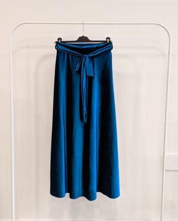 Gonna Debora Couture 5163 (Ciano)