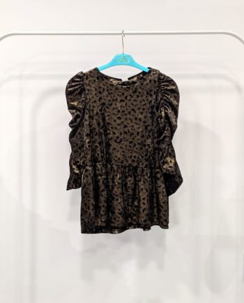 Maglia Debora Couture 15137 (Giallo)