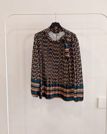 Maglia Debora Couture 7033 (Ciano)